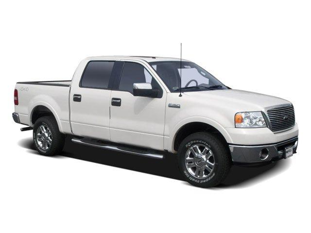 Ford F-150 4WD SuperCrew 139 Lariat 2008
