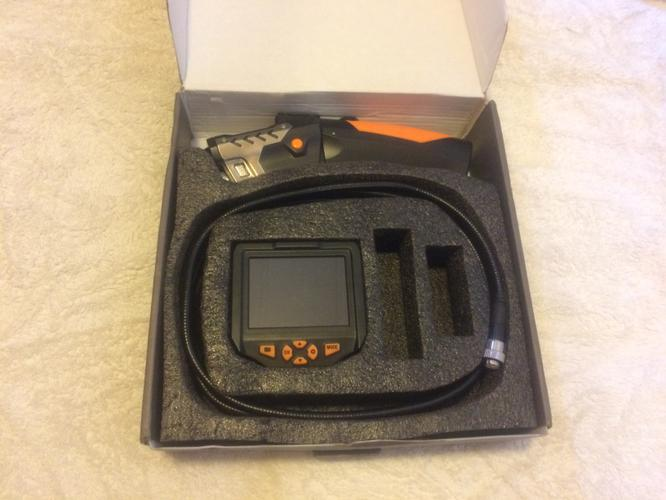 DBPOWER NTS200 3.5'' LCD 3MP 720P Borescope Endoscope