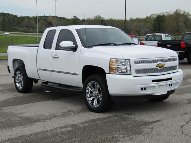 Chevrolet Silverado 1500 2WD Ext Cab 143.5 Work Truck 2012