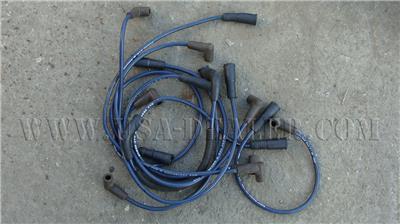NAPA 700955 BELDEN MAX SPARK PLUG WIRE SET PREMIUM WIRE SET 8CYL 7MM