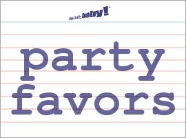 Party favor's
