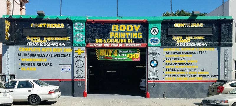 NOW HIRING MANAGER FOR BODY SHOP COLLISION CENTER