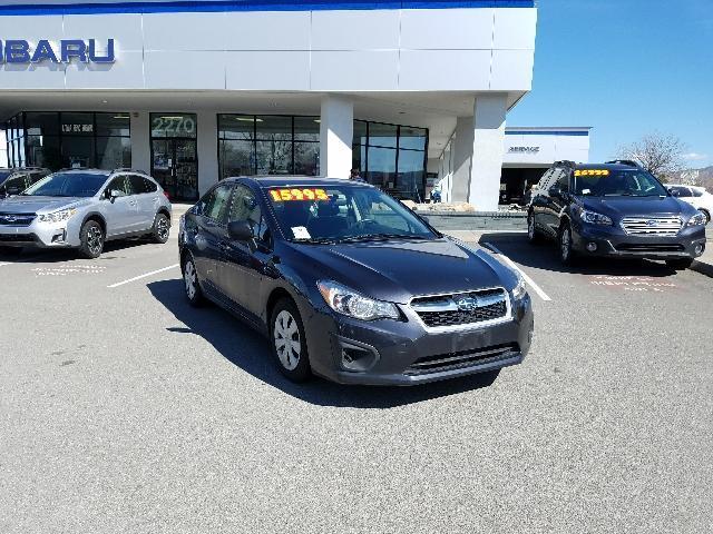 Subaru Impreza Sedan 2.0I 2013