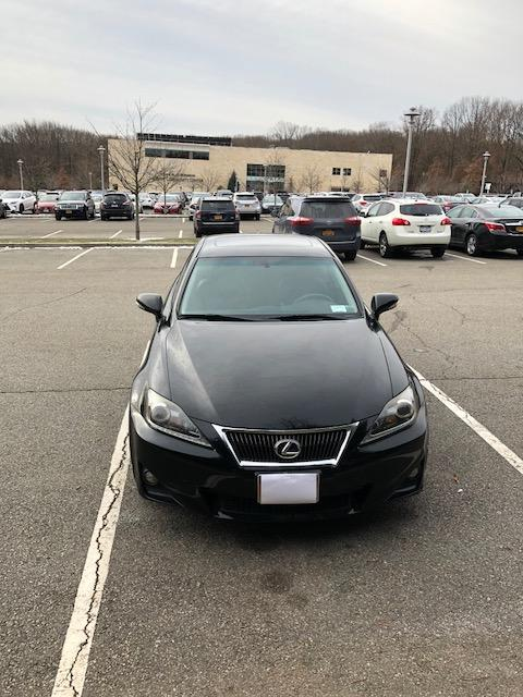 2011 LEXUS IS 250 LOW MILEAGE