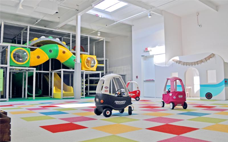 Indoor Playground and Play Cafe
