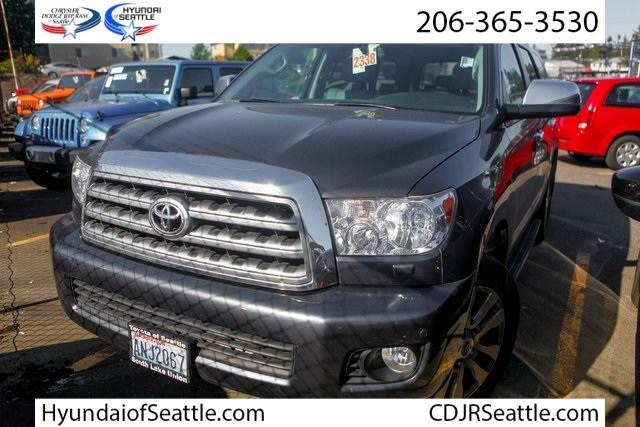 Toyota Sequoia 4WD Limited 2013