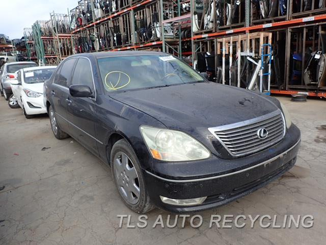 Used Parts for Lexus LS430 - 2004 - 901.LE1W04 - Stock# 7596BK