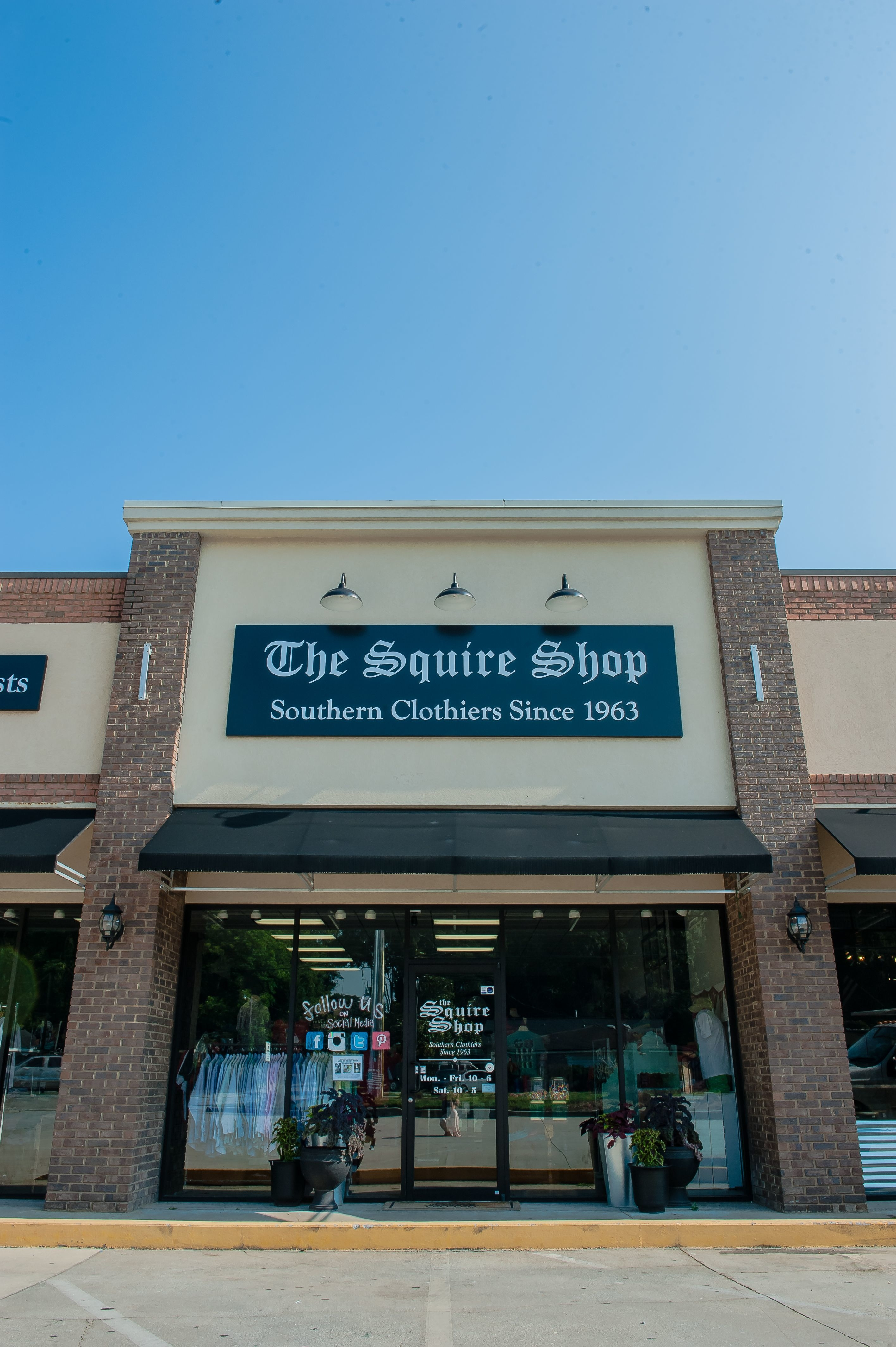 The Squire Shop
