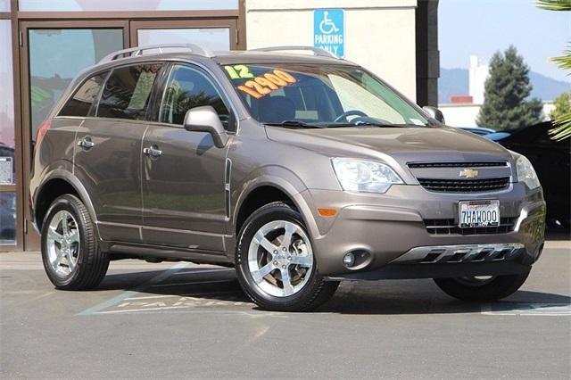 Chevrolet Captiva Sport Fleet Ltz 2012