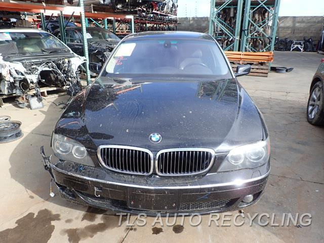 Used Parts for BMW 750LI - 2006 - 901.BM1X06 - Stock# 8016OR