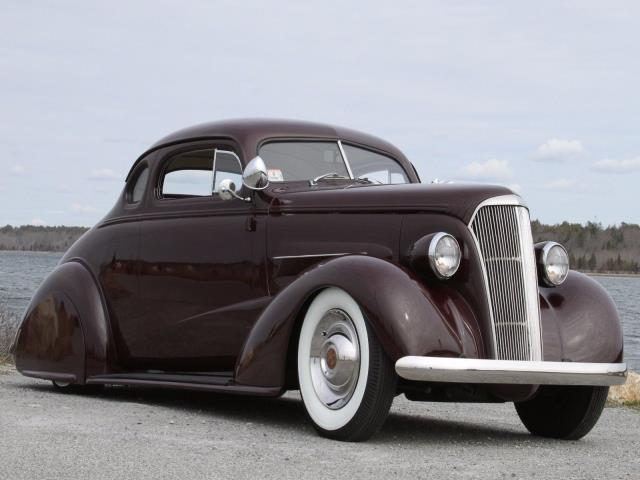1937 Chevrolet Fleetmaster