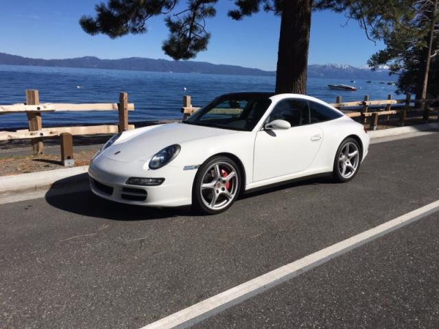 Porsche 911 60000 Miles