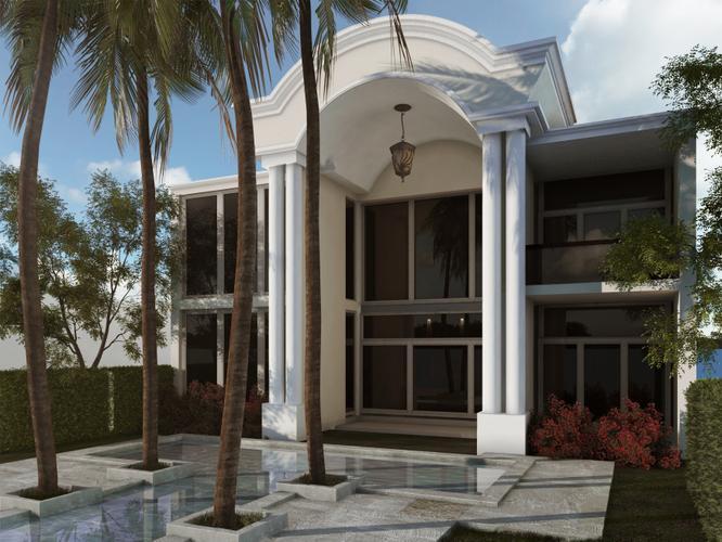 Exclusive Property in Puerto Aventuras, ocean view