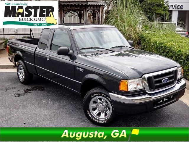 Ford Ranger XLT 2005
