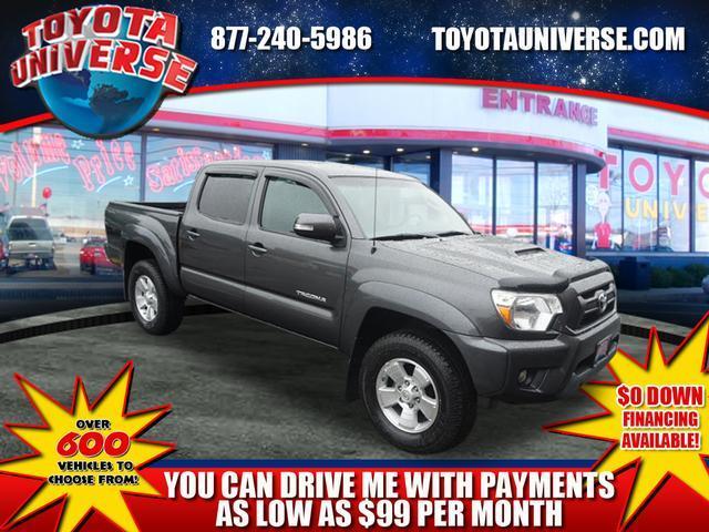 Toyota Tacoma V6 2013