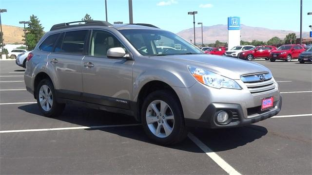 Subaru Outback 2.5i 2014