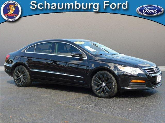 Volkswagen CC Sport 2012