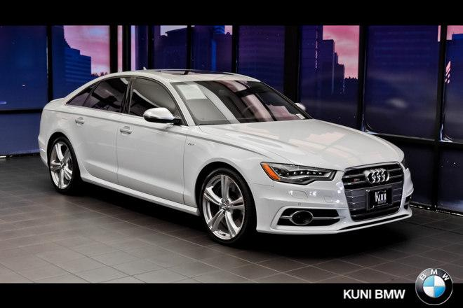 Audi S6 4.0T Prestige (S tronic) 2014
