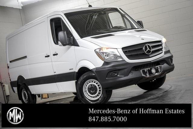 Mercedes-Benz Sprinter Cargo Vans Cargo 144 WB 2014