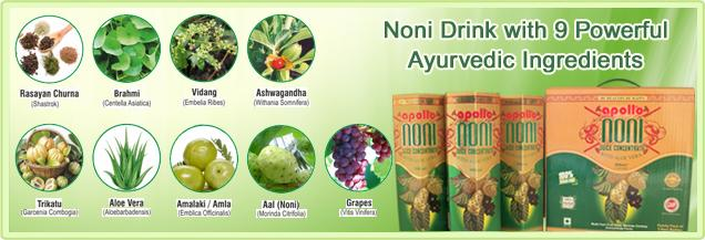 Noni Juice Benefits to Health