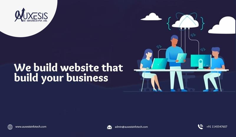 We Build Websites That Build Your Business