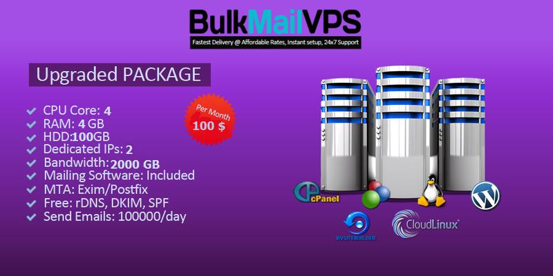 Bulk Email Server  Dedicated server, SMTP, VPS, PMTA provider