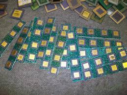 Ceramic Processor Scrap