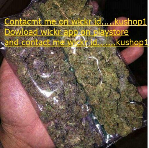 Top Quality Weed Available For COD and F2F Deliveries