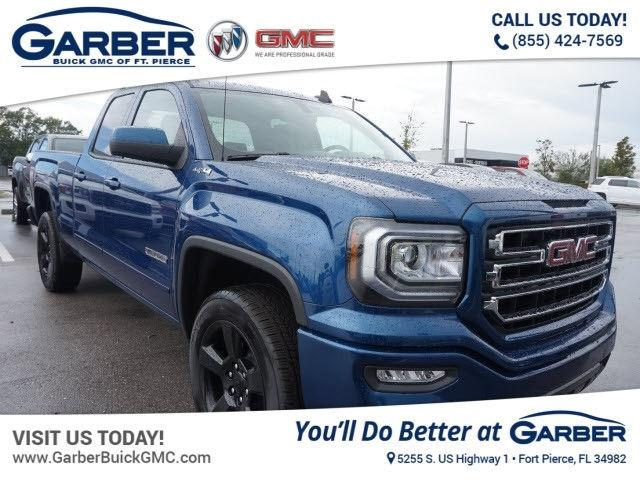 GMC Sierra 1500 Elevation Edition 2017