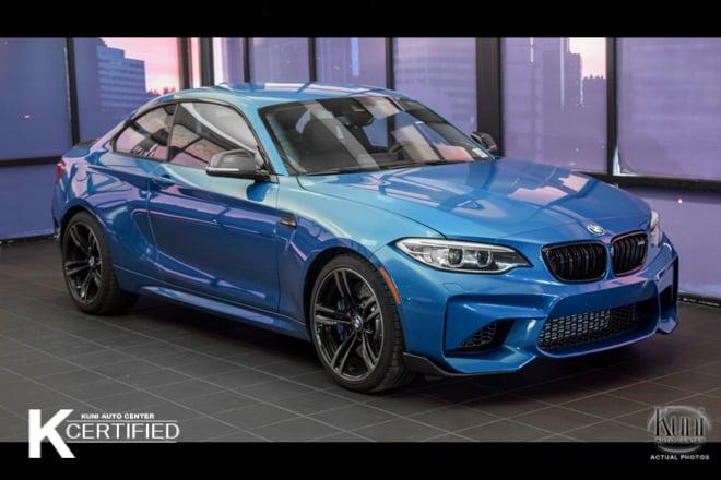 BMW M2 Base 2017