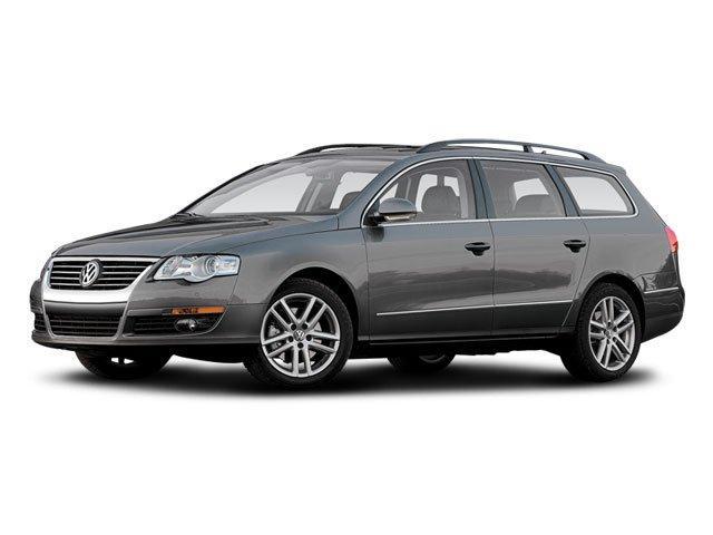 Volkswagen Passat Wagon Komfort 2008