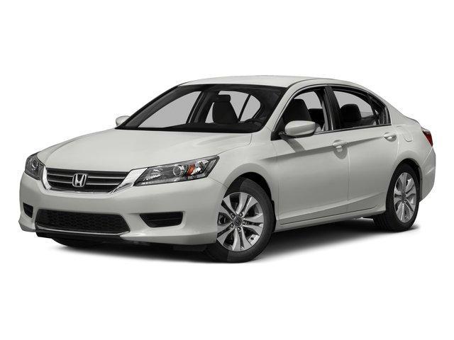 Honda Accord Sedan LX 2015