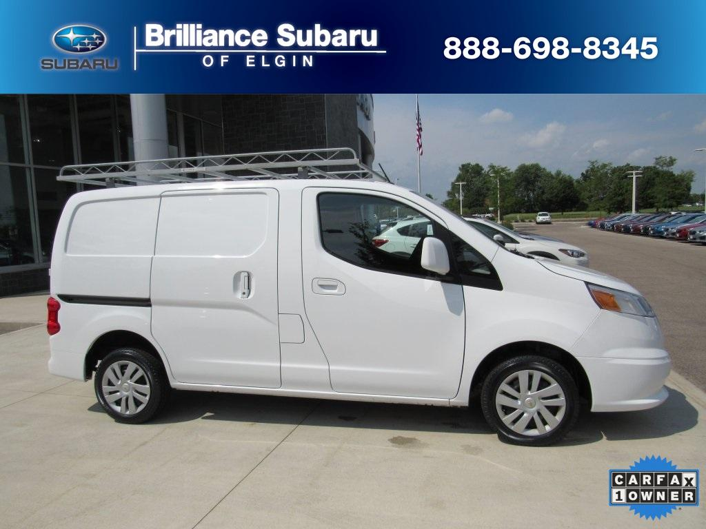 Chevrolet City Express Cargo Van 1LT 2015