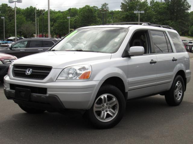 Honda Pilot EX-L AT with RES 2005