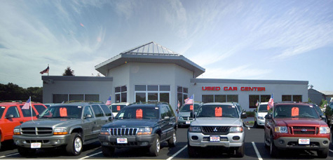 Dover Dodge Used Car Center