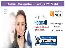 Get Quick call 1-877-776-6261 for Resolve hotmail password recovery