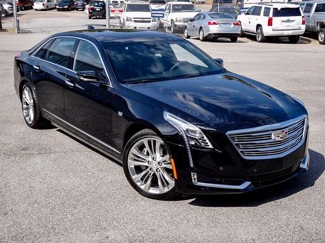 Cadillac CT6 Sedan 3.0L Twin Turbo Platinum 2017