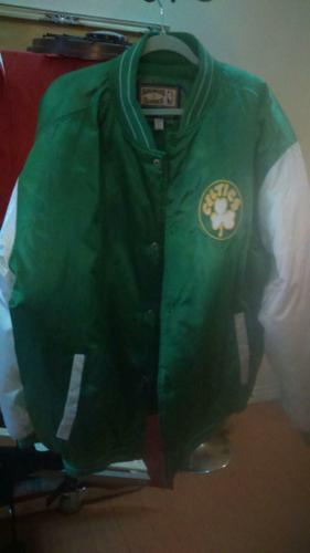 NBA Hardwood Classic Celtics Jacked