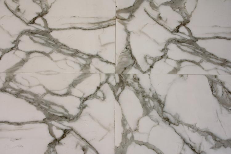 24x24 Crema Marfil Marble & Calacatta Porcelain Tiles!!