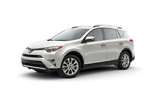 Toyota RAV4 Limited 2017
