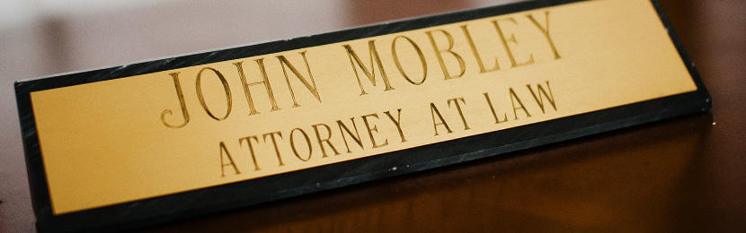 John Mobley Attorney at Law