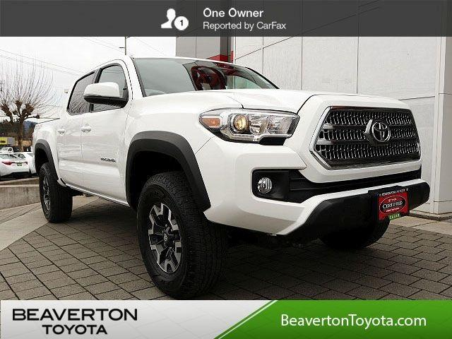 Toyota Tacoma TRD Offroad 2016