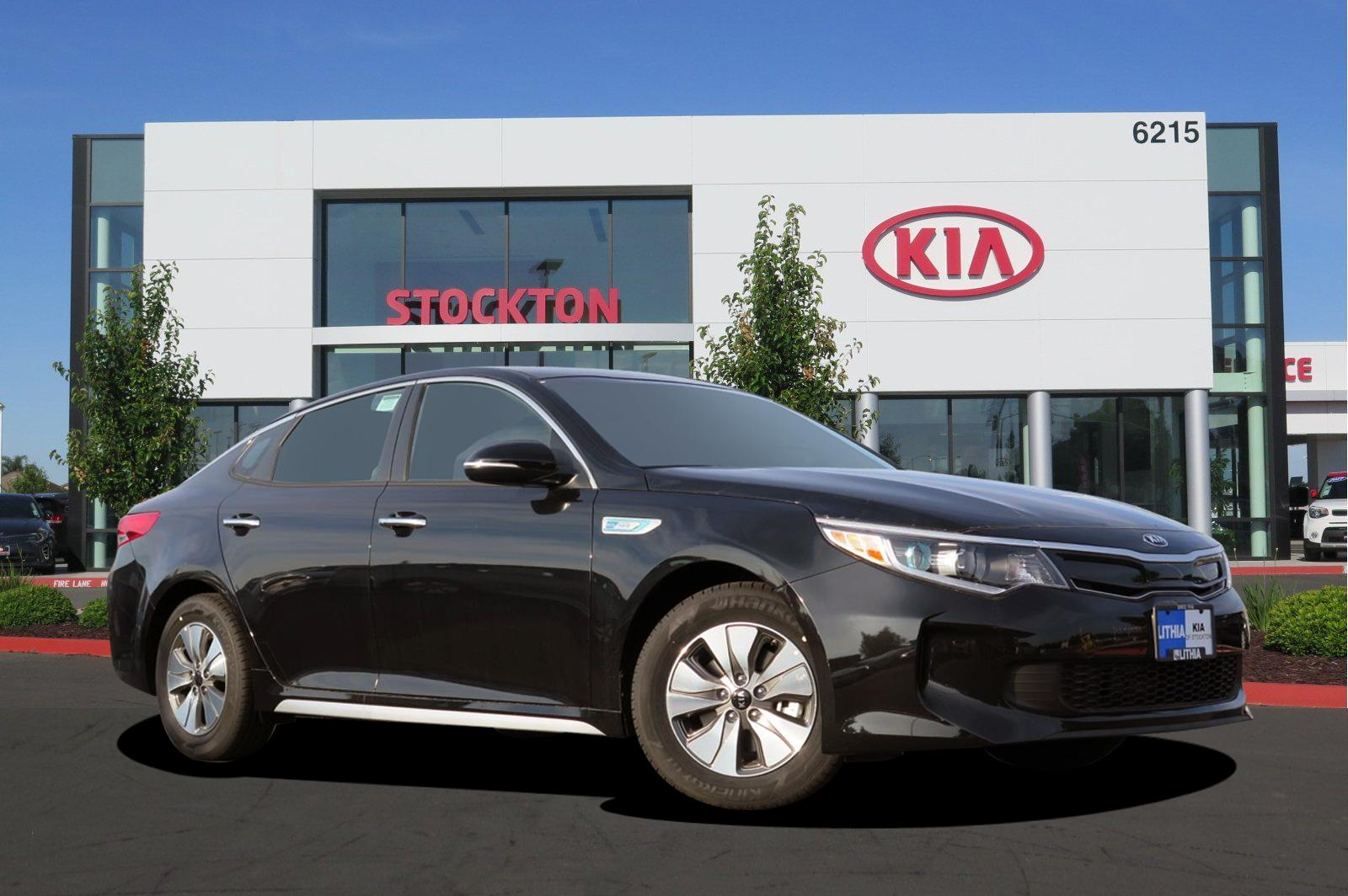 Kia Optima Hybrid BASE (A6) 2017