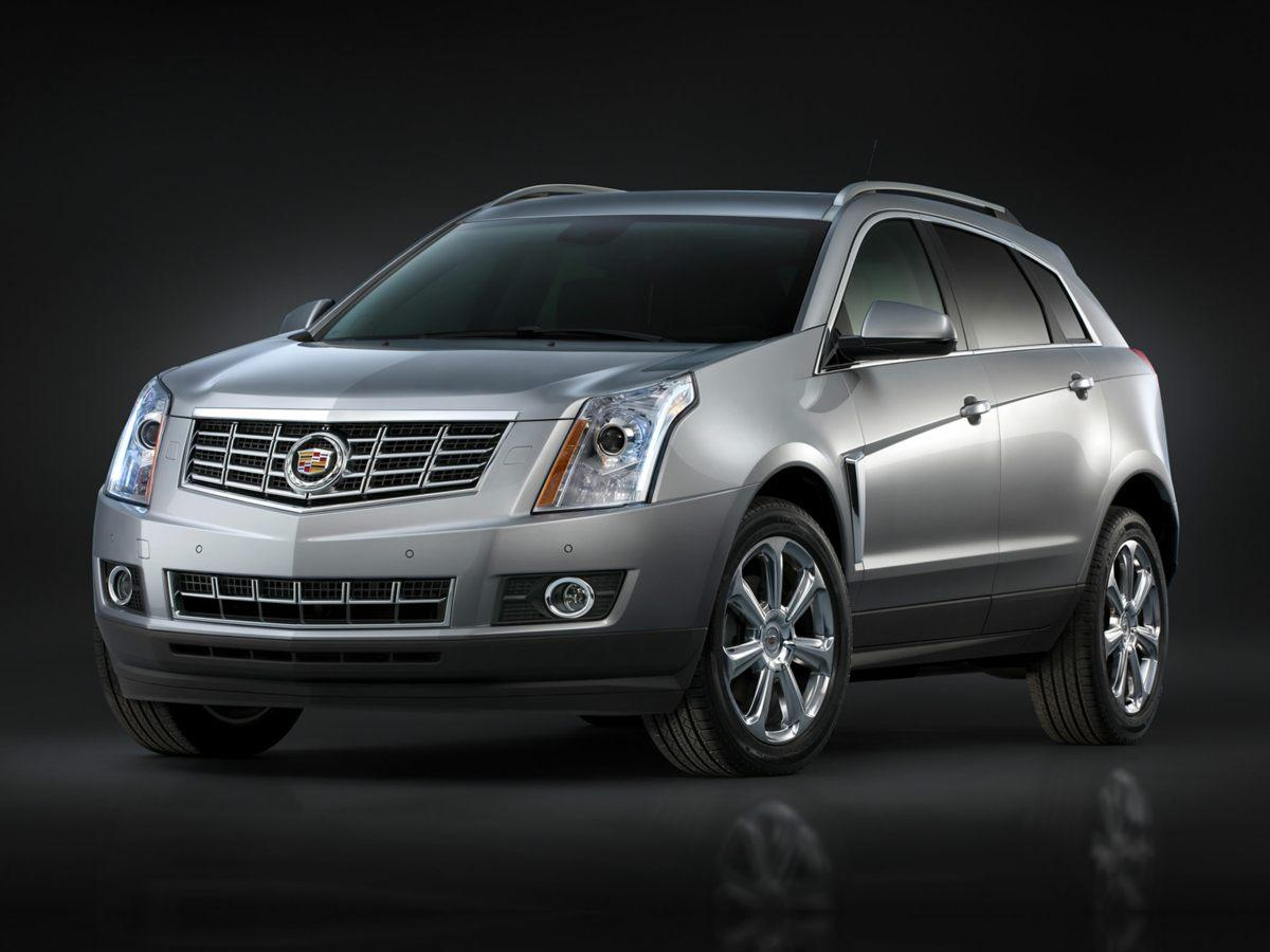 Cadillac SRX Luxury 2015