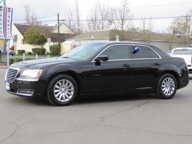 Chrysler 300 TOURING 2012