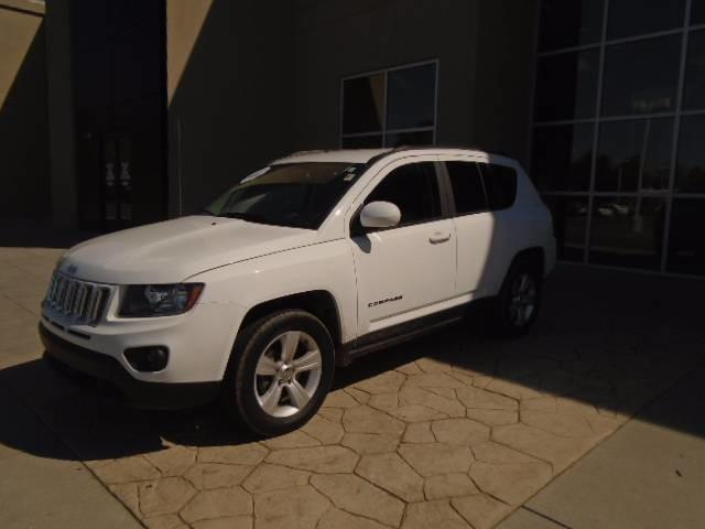 Jeep Compass Latitude 2014