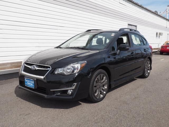 Subaru Impreza Wagon 2.0i Sport Premium 2015