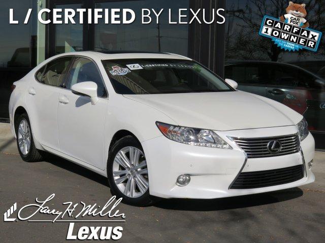 Lexus ES 350 Premium Package 2014