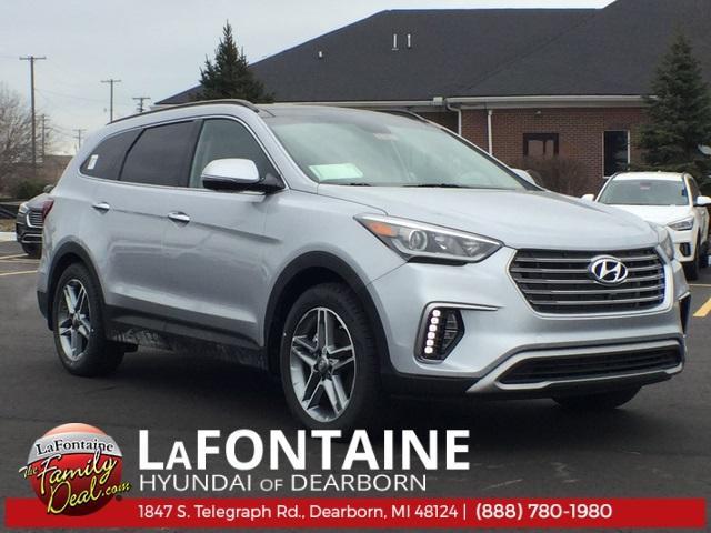 Hyundai Santa Fe SE Ultimate 2017