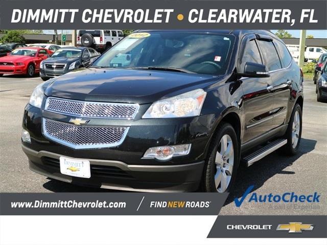 Chevrolet Traverse LT Cloth 2012